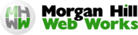 A great web designer: Morgan Hill Web Works, Inc., San Francisco, CA logo