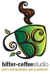 A great web designer: Bitter-Coffee Studio, Cyberjaya, Malaysia logo
