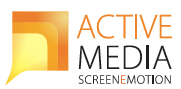 A great web designer: Active Media, Lisboa, Portugal logo