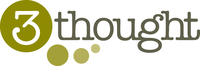 A great web designer: 3thought, Boston, MA logo