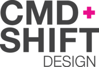 A great web designer: CMD+Shift Design, Seattle, WA