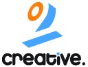A great web designer: O2 Creative, Denver, CO logo