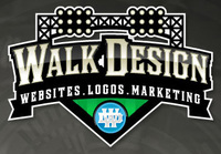 A great web designer: Walk Design, Hartford, CT logo