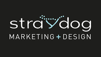 A great web designer: Straydog Marketing + Design, Vancouver, Canada logo