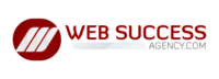 A great web designer: Web Success Agency, West Palm Beach, FL logo