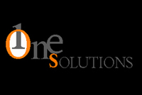 A great web designer: One Solutions, New Delhi, India logo