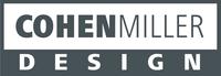 A great web designer: CohenMiller Design, San Antonio, TX logo