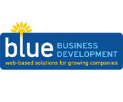 A great web designer: blue Business Development, LLC, New York, NY logo