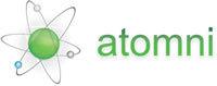 A great web designer: atomni, Philadelphia, PA logo