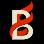 A great web designer: Blazing Emblem, Augusta, GA logo