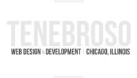 A great web designer: Tenebroso Design & Development, Chicago, IL