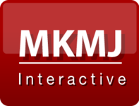 A great web designer: MKMJ Interactive, Bristol, United Kingdom logo