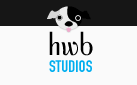 A great web designer: HWB Studios, New York, NY logo