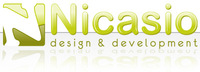 A great web designer: Nicasio Web Design &  Development, Atlanta, GA logo