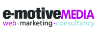 A great web designer: e-Motive Media, London, United Kingdom logo