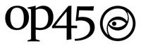 A great web designer: Op45, Newcastle, United Kingdom logo