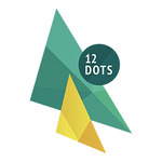 A great web designer: 12dots, Moscow, Russia logo