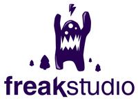 A great web designer: Freakstudio, Poznan, Poland logo