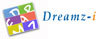 A great web designer: Dreamz-i, Kolkata, India logo