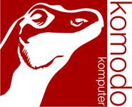 A great web designer: Komodo Komputer, Pittsburgh, PA logo