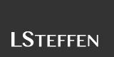 A great web designer: L.Steffen, Novo Hamburgo, Brazil logo