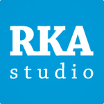 A great web designer: RKA Studio, Eugene, OR logo