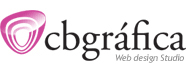 A great web designer: Cbgrafica Design Studio, havana, Cuba logo