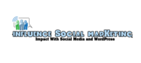 A great web designer: Influence Social Marketing, Boise, ID logo