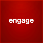 A great web designer: Engage, Washington DC, DC logo
