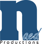 A great web designer: Naed Productions, Tacoma, WA logo