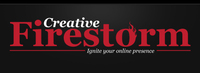 A great web designer: Creative Firestorm, Chicago, IL logo