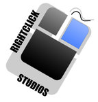 A great web designer: Rightclick Studios, Minneapolis, MN logo