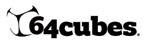 A great web designer: 64cubes, Inc., Nablus, Israel logo