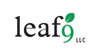 A great web designer: LEAF9 Website Design & Marketing, Portland, ME logo