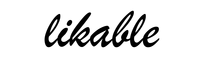 A great web designer: Likable, Houston, TX logo