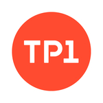 A great web designer: TP1, Montreal, Canada logo