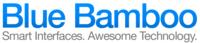 A great web designer: Blue Bamboo, Jerusalem, Israel logo
