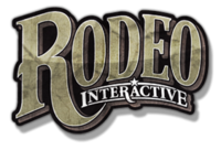 A great web designer: Rodeo Interactive, Montreal, Canada logo