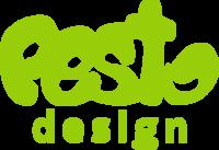 A great web designer: Pesto design, Budapest, Hungary logo