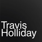 A great web designer: Travis Holliday, New York, NY logo