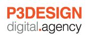 A great web designer: P3DESIGN, Buenos Aires, Argentina logo