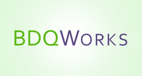 A great web designer: BDQWorks, Toronto, Canada logo