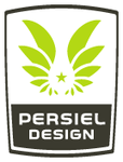 A great web designer: Persiel Designstudio, Hamburg, Germany logo