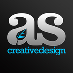 A great web designer: AS Creative Design, Glasgow, United Kingdom logo