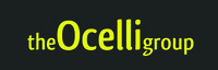 A great web designer: the Ocelli Group, Dallas, TX logo