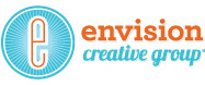 A great web designer: Envision Creative Group, Austin, TX logo
