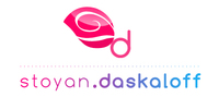 A great web designer: Stoyan Daskaloff, Sofia, Bulgaria