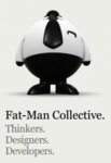 A great web designer: Fat-Man Collective, London, United Kingdom logo