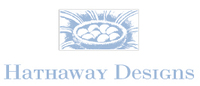 A great web designer: Hathaway Designs, Portland, OR logo