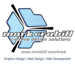 A great web designer: Mark Crabill, Washington DC, DC logo